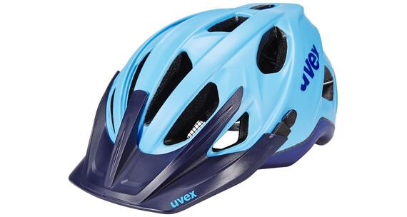 UVEX stivo cc - Casco - azul/Turquesa